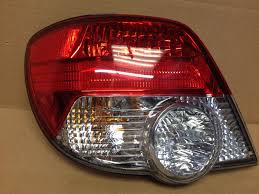 red subaru outback 2005 used 2005 subaru outback tail lights for sale