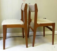 Modern Teak Wood Furniture Danish Modern Teak Chairs By Anderstrup Omero Home