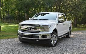 read car review first drive the updated uprated 2018 ford f