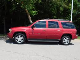 2005 used chevrolet trailblazer 4dr 4wd ext lt at toyota of