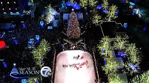 detroit tree lighting ceremony past and present weather wxyz