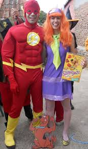 Scooby Doo Gang Halloween Costumes Scooby Doo Daphne Costume Escapade Uk