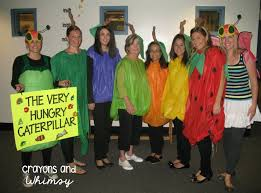 Baby Caterpillar Halloween Costume Crayons Whimsy Halloween Costume Ideas Teachers