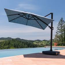 how to create shade in your backyard with patio umbrellas shade
