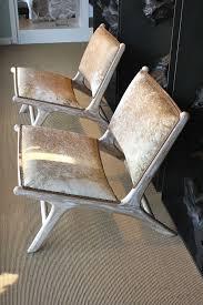 marlboro cowhide chair rustic cowhide chair teak wood