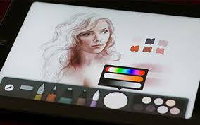 mastering paper by fiftythree drawing portraits and faces free