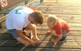 Cape Cod Kids Fishing - 8 steps to fishing the cape cod canal with young children