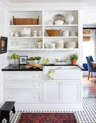 Kitchen Open Shelving Ideas 53 Best Kitchen Open Shelving Images On Pinterest Open Shelving