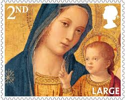 royal mail unveils christmas stamp designs design week