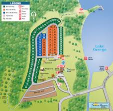 Ohio Campgrounds Map Outdoor Adventures Lake Of The North Resort Find Campgrounds