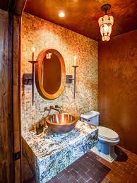 Eclectic Bathroom Ideas Tuscan Bathroom Design Ideas Hgtv Pictures U0026 Tips Hgtv