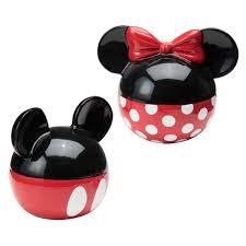 Minnie Mouse Bathroom Accessories by Amazon Com Vandor 89030 Disney Mickey And Minnie Mouse Ceramic