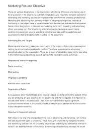 marketing resume objectives exles marketing graduate resume objective dadaji us