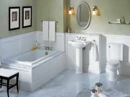bathroom ideas with wainscoting wainscoting bathroom decorating clear