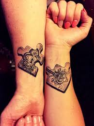 beautiful wedding tattoos for couples creativefan