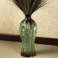 Large Glass Floor Vase Large Floor Vases For Living Room Tall Vase 26867 Gallery