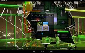 cracked screen gyro 3d parallax wallpaper hd android apps on