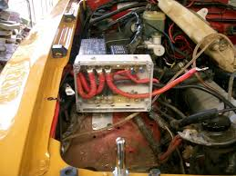 Messy Wires by View Topic Help With Cleaning Up Under Bonnet Wiring Relays Etc