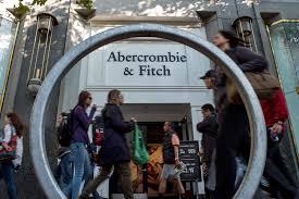 abercrombie foot locker return some luster to apparel sellers wsj