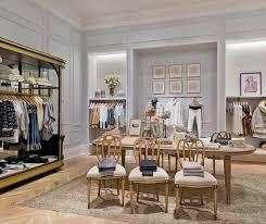 Home Design Store New York Shop The Look Club Monaco U0027s Flagship Store Savvy Home