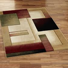 Square Modern Rugs Modern Composition Area Rugs Contemporary Rugs Modern And