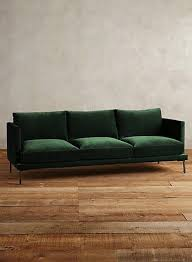 Emerald Green Velvet Sofa by 16 Best Images About Working With A Green Sofa On Pinterest
