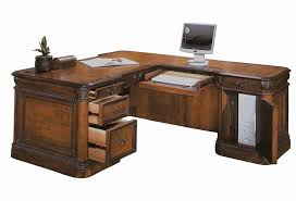 Rope Table L Aspenhome Napa Traditional L Shape Desk Return With Ash Burl And