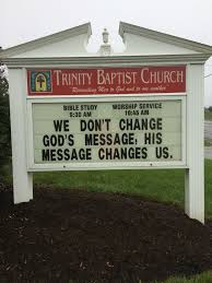 Church Sign Meme - best 25 church sign sayings ideas on pinterest church signs