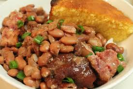southern pinto beans and ham hocks made in the crock pot i heart