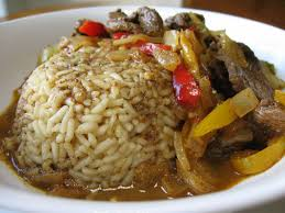 spicy venison and rice deer recipes