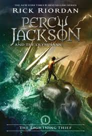 Barnes And Noble Forum San Antonio The Lightning Thief Percy Jackson And The Olympians Series 1 By