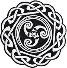 amazon com celtic cross irish goth tattoo druids wicca pagan