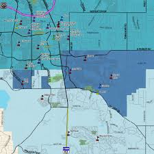 denver schools map attendance boundary maps douglas county district