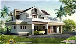 3 bedroom house plans in kerala double floor