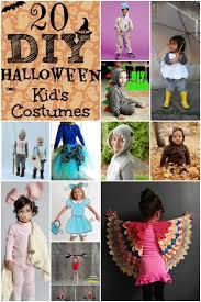 20 diy kid u0027s halloween costume ideas diy cozy home