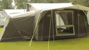 390 Awning 2016 Sunncamp Advance 390 Caravan Awning Youtube