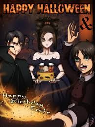 Happy Birthday Halloween Pictures Happy Halloween And Happy Birthday Eruke By Dhacktrix On Deviantart