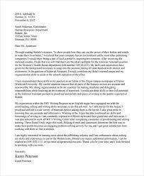 editorial assistant cover letter template avid video editor cover