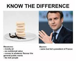French Memes - know the difference 2017 french presidential election know your meme