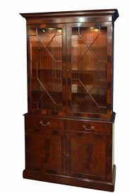 glass shelves for china cabinet two door mahogany china cabinet with glass shelves