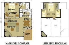 Weekend Cabin Floor Plans 18 Wonderful Garage Homes Floor Plans House Plans 48108