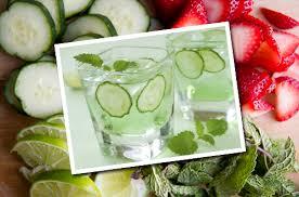 membuat infused water sendiri 6 resep segar infused water dari timun greeners co