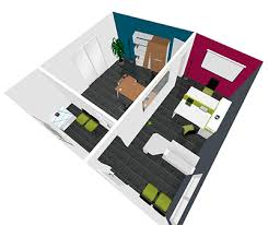 3d office design program gautier office
