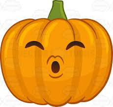 Halloween Graphics Clip Art by A Halloween Pumpkin Blowing Kisses Blowing Kisses