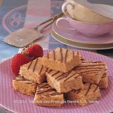 crispy rice and biscuits slices recipe recipe for kids nestle