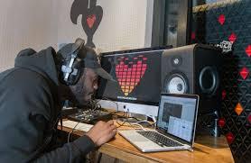 music studio nando s opens music studio for aspiring producers to make music