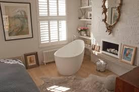 bathroom enchanting bathroom design with cozy freestanding tubs