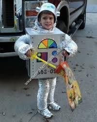 Kids Robot Halloween Costume 82 Homemade Robot Costume Ideas Images Robot