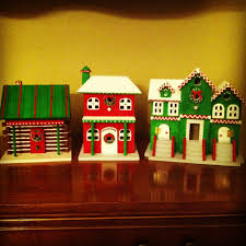birdhouses turned christmas village created by katie lamont diy