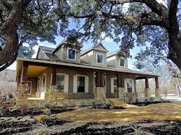 country home wimberley model home park texas casual cottages house plans